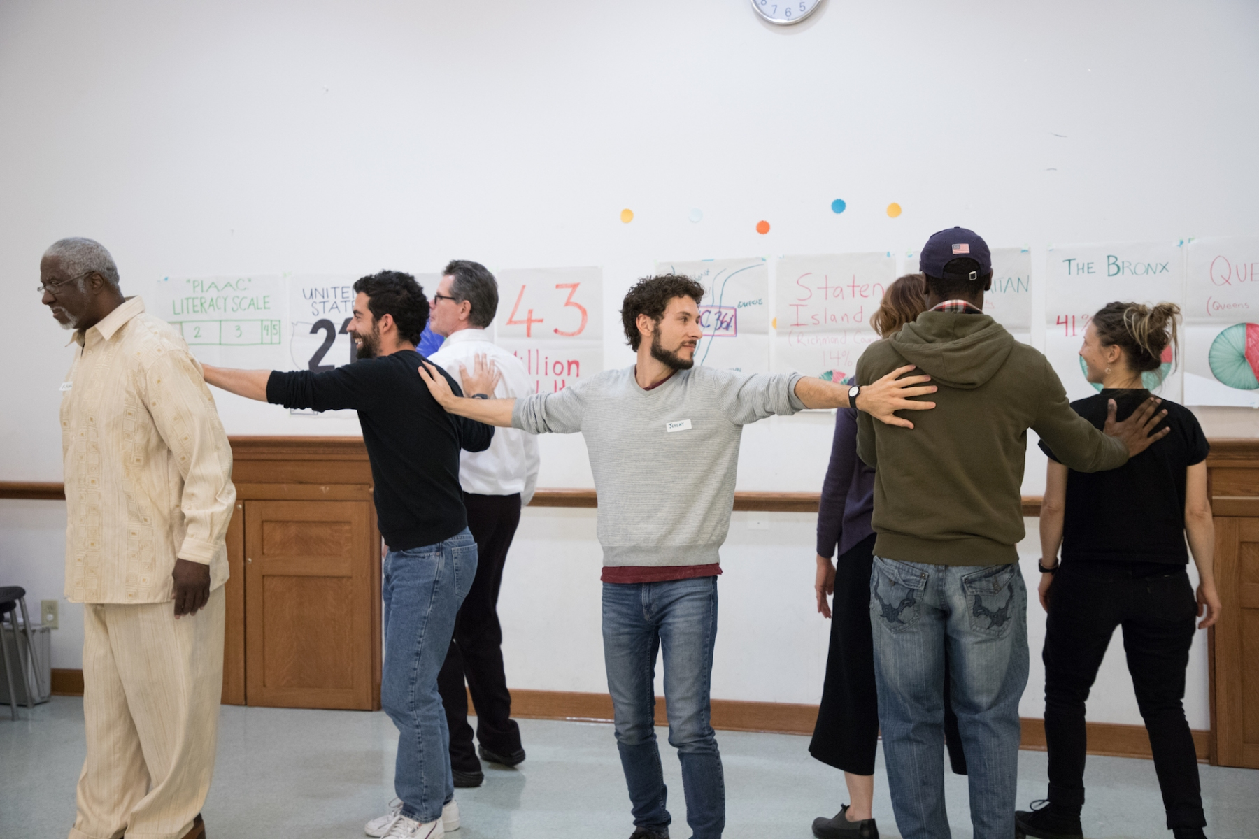 Workshop photo by Ashley East